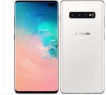 Samsung Galaxy S10+ Dual SIM 128 GB SM-G975 Ceramic White SM-G975FCWDSEB