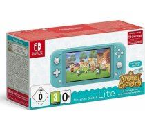 Nintendo Switch Lite - Turquoise incl. Animal Crossing: New Horizons BAZAA/AC
