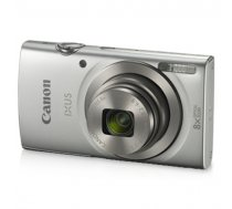 "Canon IXUS 185 Compact camera, 20 MP, Optical zoom 8 x, Digital zoom 4 x, Image stabilizer, ISO 800, Display diagonal 2.7 "", Focus TTL, Video recording, Lithium-Ion (Li-Ion), Silver 1806C001"