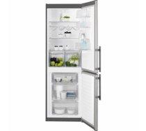 Electrolux EN 3613MOX ledusskapis (sald.apakšā) 185cm EN3613MOX