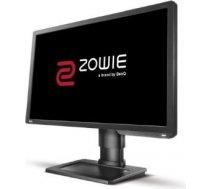 "Zowie by BenQ 24"" XL2411P 0.276 3D Ready 144hz 1920x1080p 12M:1 (typ 1000:1) 350cd 170/160 1ms DVI/HDMI/DP, HAS/Pivot, Col:Black / 9H.LGPLB.QPE 9H.LGPLB.QPE"