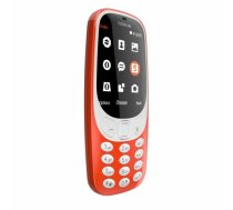 Nokia 3310 (2017) Dual SIM Warm Red 702617