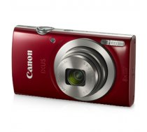 "Canon IXUS 185 Compact camera, 20 MP, Optical zoom 8 x, Digital zoom 4 x, Image stabilizer, ISO 800, Display diagonal 2.7 "", Focus TTL, Video recording, Lithium-Ion (Li-Ion), Red 1809C001"
