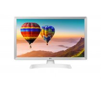 LCD Monitor LG 28″ 1366×768 16:9 8 ms Speakers Colour White 28TN515S-WZ