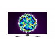 TV Set LG 65″ 4K/Smart 3840×2160 Wireless LAN webOS Black 65NANO863NA