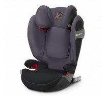 Autokrēsliņi 15-36 kg - Cybex Solution S-Fix Premium Black Bērnu autosēdeklis 15-36 kg