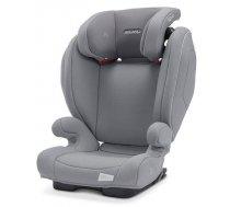 Autokrēsliņi 15-36 kg - Recaro Monza Nova 2 Seatfix Prime Silent Grey Bērnu autosēdeklis 15-36 kg
