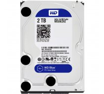 Western Digital Internal WD Blue 3.5'' 2TB SATA3 5400RPM 64MB (WD20EZRZ)