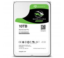 Seagate BarraCuda Pro 3.5'' 10TB SATA3 7200RPM 256MB (ST10000DM0004)