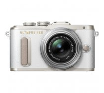 Olympus PEN E-PL8 White + 14-42mm EZ Silver