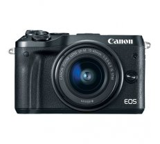 Canon EOS M6 Kit 15-45mm IS STM Black