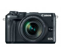 Canon EOS M6 Kit 18-150mm IS STM Black