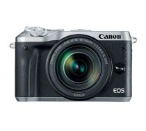 Canon EOS M6 Kit 18-150mm IS STM Silver