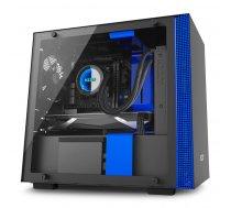 NZXT H200i Matte Black + Blue (CA-H200W-BL)