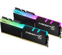 G.SKILL TridentZ RGB 16GB (2x8GB) DDR4 3200MHz CL15 XMP2 (F4-3200C15D-32GTZR)
