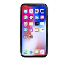 Apple iPhone X 64GB Space Gray MQAC2
