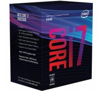 Intel Core i7-8700, Hexa Core, 3.2GHz, 12MB, LGA1151, 14nm, Tray (CM8068403358316)