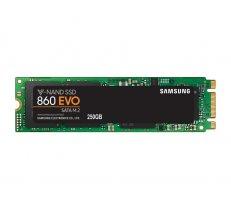 Samsung SSD 860 EVO M.2 2280 SATA III 250GB (MZ-N6E250BW)