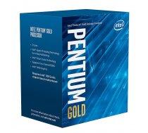 Intel Pentium Gold G5400, Dual Core, 3.70GHz, 4MB, LGA1151, 14nm, 47W, VGA, Box (BX80684G5400)