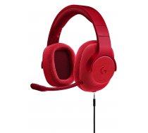 Logitech G433 Red (981-000652)