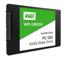 Western Digital WD SSD Green 240GB SATA 3 (WDS240G2G0A)