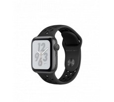 Apple Watch Series 4 Nike+ 40mm Space Gray Aluminum Case with Anthracite/Black Nike Sport Band MU6J2