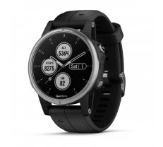 Garmin Fēnix 5S Plus Black (010-01987-21)