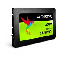 Adata Ultimate SU650 960GB SSD SATA 6Gb/s Black (ASU650SS-960GT-R)