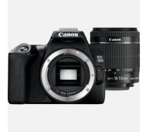 Canon EOS 250D Kit EF-S 18-55mm f/4-5.6 IS STM Black