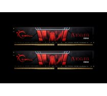 G.SKILL Aegis DDR4 32GB (2 x 16GB) 3000MHz C16 Black (F4-3000C16D-32GISB)