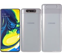 Samsung SM-A805F Galaxy A80 128GB Dual SIM Ghost White