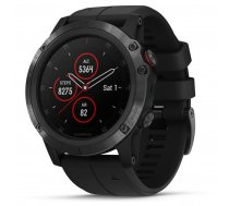 Garmin fenix 5X Plus Black with Black Band (010-01989-01)