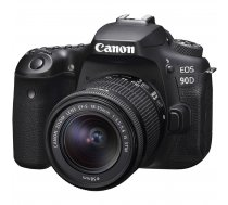 Canon EOS 90D Kit 18-55mm f/3.5-5.6 EF-S IS STM