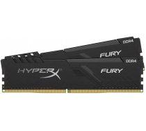 HyperX FURY Memory Black - 8GB Kit*(2x4GB) - DDR4 2666MHz CL16 DIMM (HX426C16FB3K2/8)