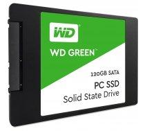 Western Digital WD SSD Green 120GB SATA 3 (WDS120G2G0A)