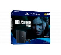 Sony PlayStation 4 Pro Last of Us 2 Bundle