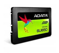 Adata Ultimate SU650 480GB SSD SATA 6Gb/s Black (ASU650SS-480GT-R)