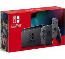 Nintendo Switch V2 2019 with Gray Joy-Con