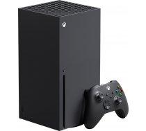 Microsoft Xbox Series X 1TB Blu-ray Black Konsole (XBSX)