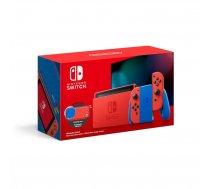 Nintendo Switch Red & Blue 32GB Mario Edition