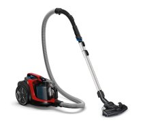 Vacuum Cleaner PHILIPS PowerPro Expert FC9729/09 Canister/Bagless 750 Watts Capacity 2 l Noise 76 dB Red Weight 5.5 kg FC9729/09