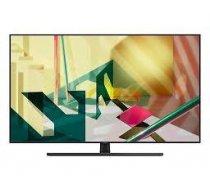 """TV Set SAMSUNG 4K/Smart 55"""" QLED Tizen Colour Black QE55Q70TATXXH"""