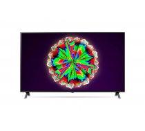 """TV Set LG 55"""" 4K/Smart 3840x2160 Wireless LAN webOS Black 55NANO803NA"""