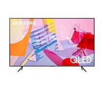 "TV Set SAMSUNG 4K/Smart 43"" QLED 3840x2160 Wireless LAN Bluetooth Tizen Colour Black QE43Q60TAUXXH"
