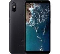 Xiaomi                    Mi A2 4/64GB DS USED (mazlietots)       Black