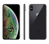 iPhone XS Max 64GB, A12 Bionic, 4K Video, Neural Engine, TrueDepth Camera, Space Gray / MT502QN/A