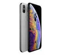 """Apple iPhone Xs 64GB, 5,8"""" silver / MT9F2QN/A"""