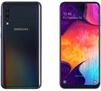"""Samsung Galaxy A50 SM-A505F 16.3 cm (6.4"""") 4 GB 128 GB Dual SIM 4G USB Type-C Black 4000 mAh"""