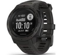 Garmin Instinct smartwatch Red GPS (satellite)