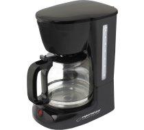 Coffee machine filter Esperanza Arabica EKC005 (950W; black color)